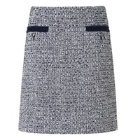 Lk Bennett L.K. Astrala Tweed Skirts Multi Coloured Multi Coloured