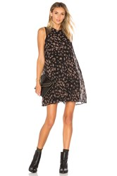 Bcbgeneration Pleated Mini Dress Black