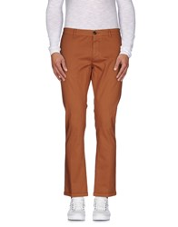 Pence Trousers Casual Trousers Men Brown