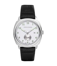 Reiss Larsson And Jennings Watch Meridian 38Mm Watch In Silver