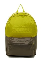 Reebok Le Backpack Yellow