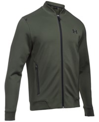 Under Armour Men's Elevated Bomber Jacket Forest Green