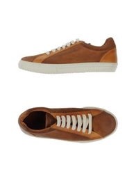 Kowalski Low Tops And Trainers Brown