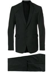 Mauro Grifoni Two Piece Formal Suit Black