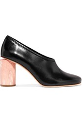 Acne Studios Amy Leather Pumps Black