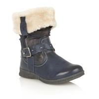 Lotus Roxana Ankle Boots Blue
