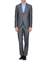 Luigi Bianchi Mantova Suits Lead