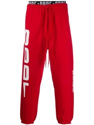 Diesel Tapered Jogging Trousers