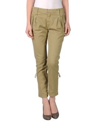 Nolita Casual Pants Military Green