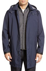 Men's Cole Haan 3 In 1 Longline Rain Jacket