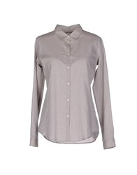 M.Grifoni Denim Shirts Shirts Women Grey