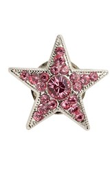 Jimmy Choo Women's Large Starry Crystal Button Cover