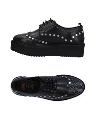 Gioseppo Lace Up Shoes Black