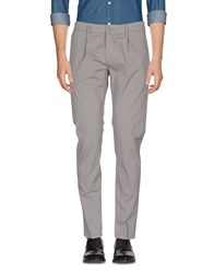 No Lab Casual Pants Grey