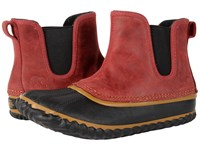 Sorel Out 'N About Chelsea Gypsy Women's Waterproof Boots Red