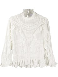 Iro Orrie Ruffled Blouse 60