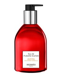 Hermes Eau De Rhubarbe Ecarlate Hand And Body Cleansing Gel 10 Oz.