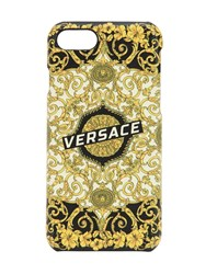 Versace Printed Iphone 7 8 Cover Multicolor