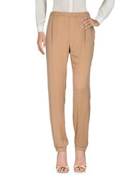 New York Industrie Casual Pants Camel