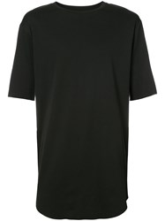 Song For The Mute Relaxed Fit T Shirt Cotton Black