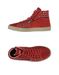 Cafe'noir Cafenoir Sneakers Red