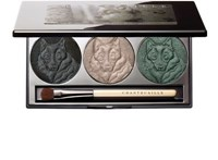 Chantecaille Women's Protect The Wolves Eye Shade Trio Green