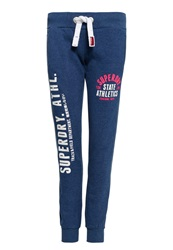 Superdry State Athletics Track And Field Jogger Blue