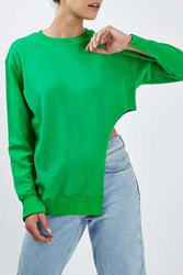 Boutique Half Moon Sweat By Green