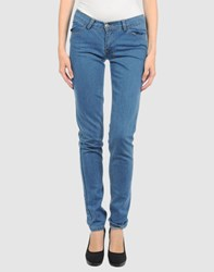 Ksubi Denim Denim Trousers Women
