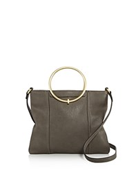 Foley Corinna And Ma Cherie Tyler Crossbody Gray Gold
