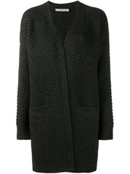 Vince Oversized Cardigan Grey