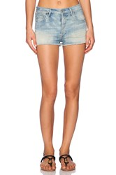 Citizens Of Humanity Premium Vintage Chloe Cut Off Short Golden Light
