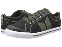 Macbeth Eliot Vegan Black Military Vegan Skate Shoes