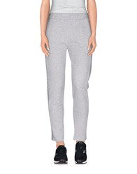Lo Not Equal Trousers Casual Trousers Women Grey