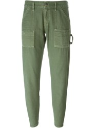 Citizens Of Humanity Tapered Jeans Green