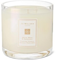 Jo Malone London White Moss And Snowdrop Deluxe Candle 600G Cream