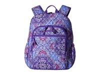 Vera Bradley Campus Tech Backpack Lilac Tapestry Backpack Bags Purple