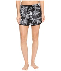 Hurley Supersuede Colin 5 Boardshorts Black Women's Swimwear
