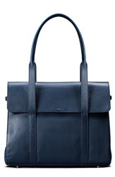 Shinola Calfskin Leather Satchel