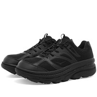 Hoka One One X Engineered Garments Bondi B Black