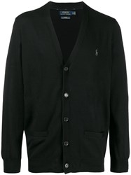 Polo Ralph Lauren Knitted Cardigan Black