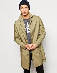 G Star Troupman Trench Coat Lever