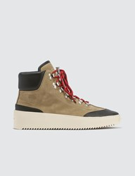 Fear Of God Collection Hiker Green