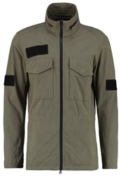 Religion Sierra Summer Jacket Khaki