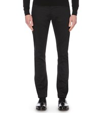 Ralph Lauren Sullivan Slim Fit Tapered Jeans Black