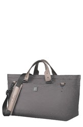 Victorinox Swiss Armyr Men's Army Lexicon 2.0 Deluxe Tote Bag Grey