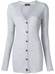 Rag And Bone Rag And Bone 'Alexandra' Cardigan Grey