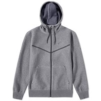 Nikelab X Kim Jones Tech Fleece Hoody Grey