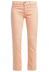 Boss Orange Miami Slim Fit Jeans Light Pastel Orange
