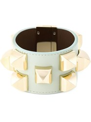 Givenchy Studded Cuff Green